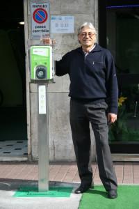 Michele Corrado, imprenditore delle energie rinnovabili e presidente dell'Area Marina Protetta di Portofino