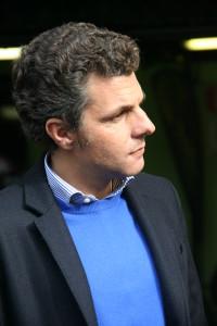 Il sindaco di Rapallo, Carlo Bagnasco