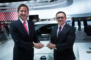 """Nissan LEAF eletta """"Auto Eléctrico del Año 2016"""" dalla FIPA"""