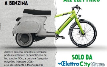 Partono gli eco-incentivi a Milano