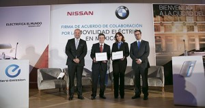 Nissan e BMW