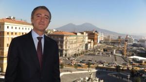 Mario Calabrese, Assessore alla Mobilità, Infrastrutture e Lavori Pubblici del Comune di Napoli.