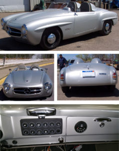 1959-Mercedes-190SL-fully-electric-CAN-bus-Keypad-Blend