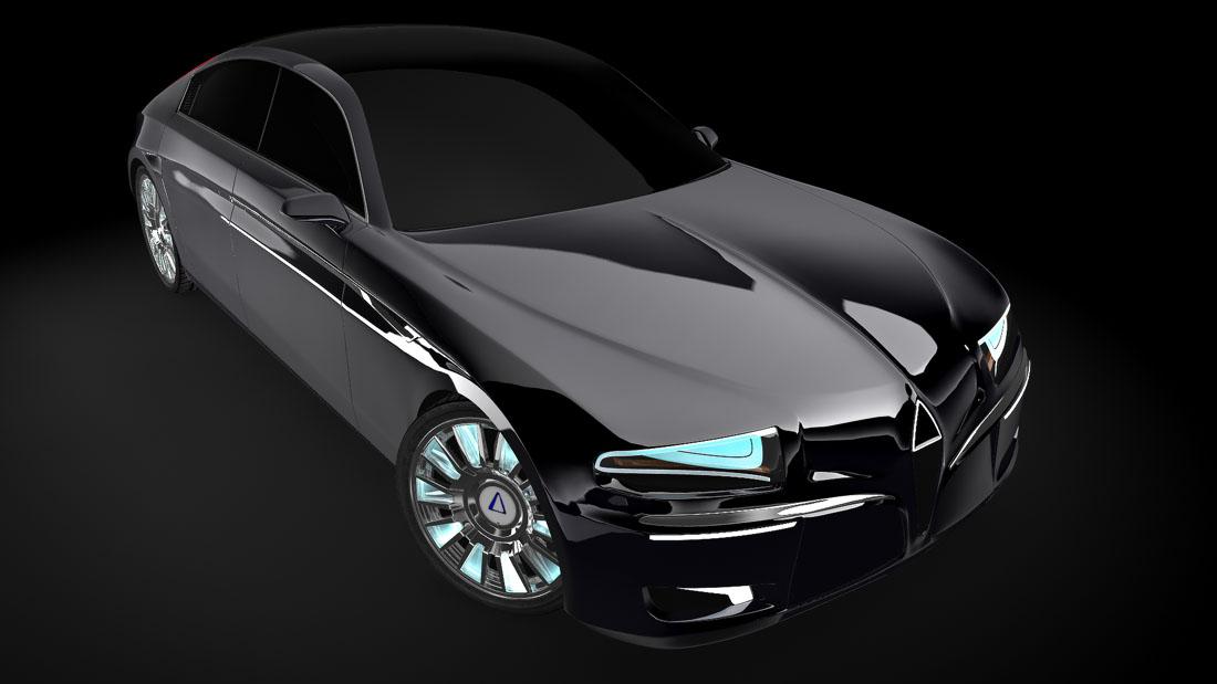 Silex Chreos auto elettrica