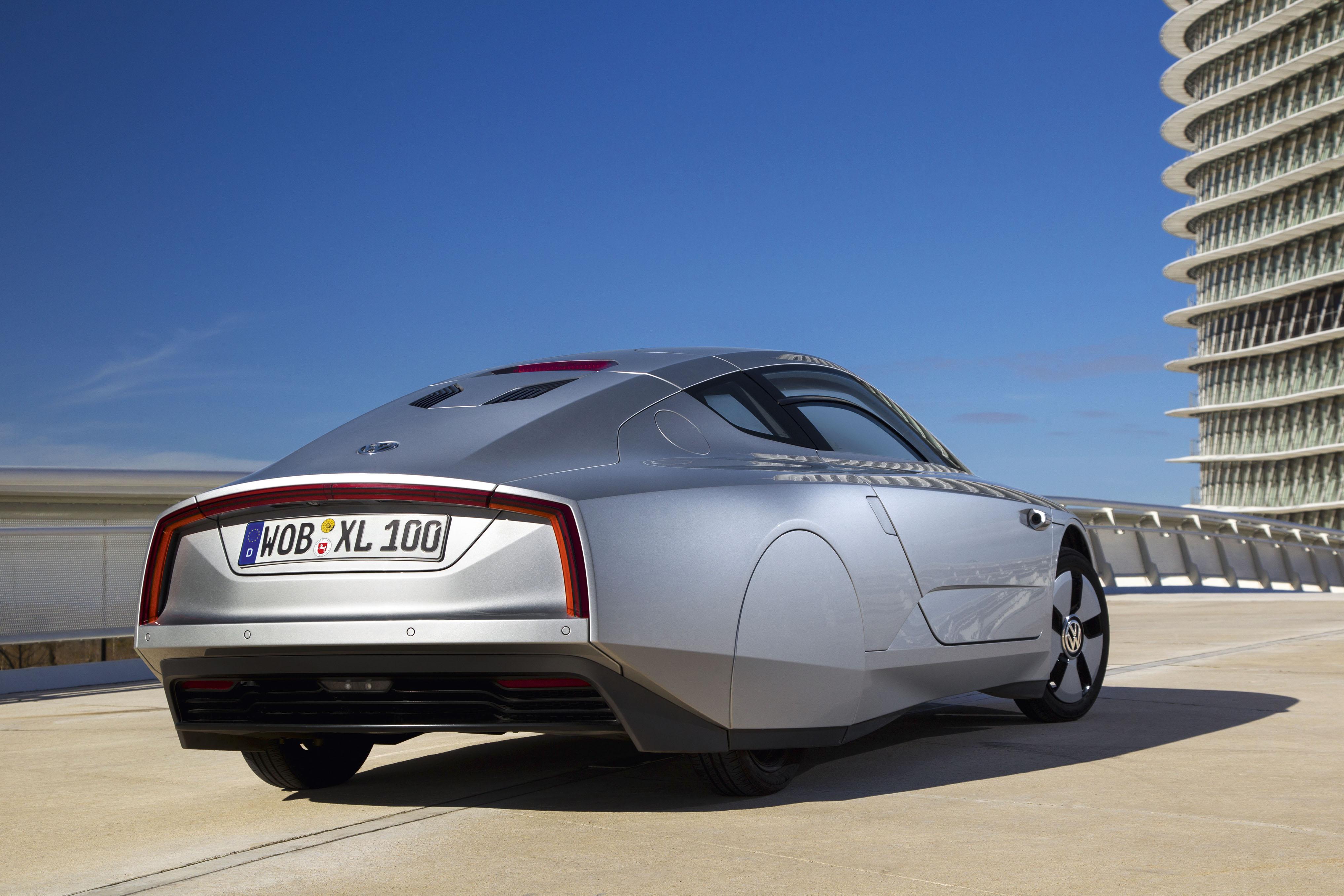 Volkswagen Xl1 Ibrida Plug In L Auto Del Futuro E Adesso Ed E