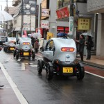 Nissan New Mobility Concept Event (Tama Plaza)