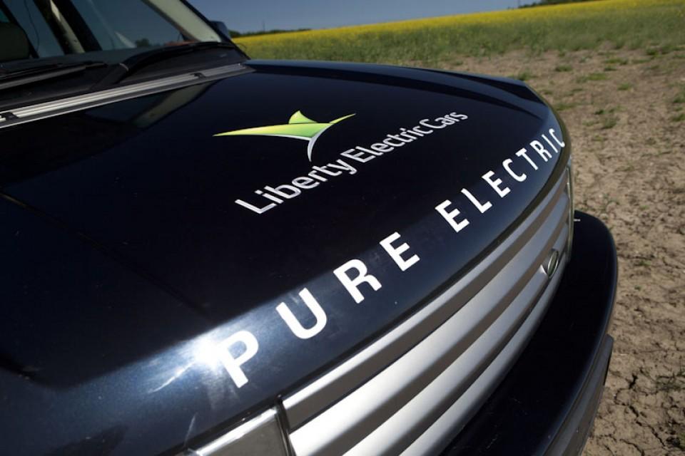 Liberty Electric Cars E-Range