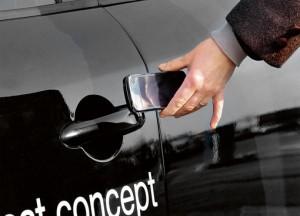 Continental Digital Key App