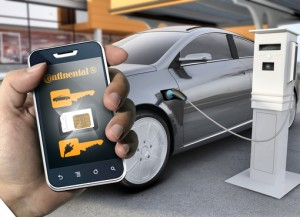 Continental Car-Key car sharing