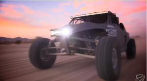 SRI EV1 Mexican Tire Rally