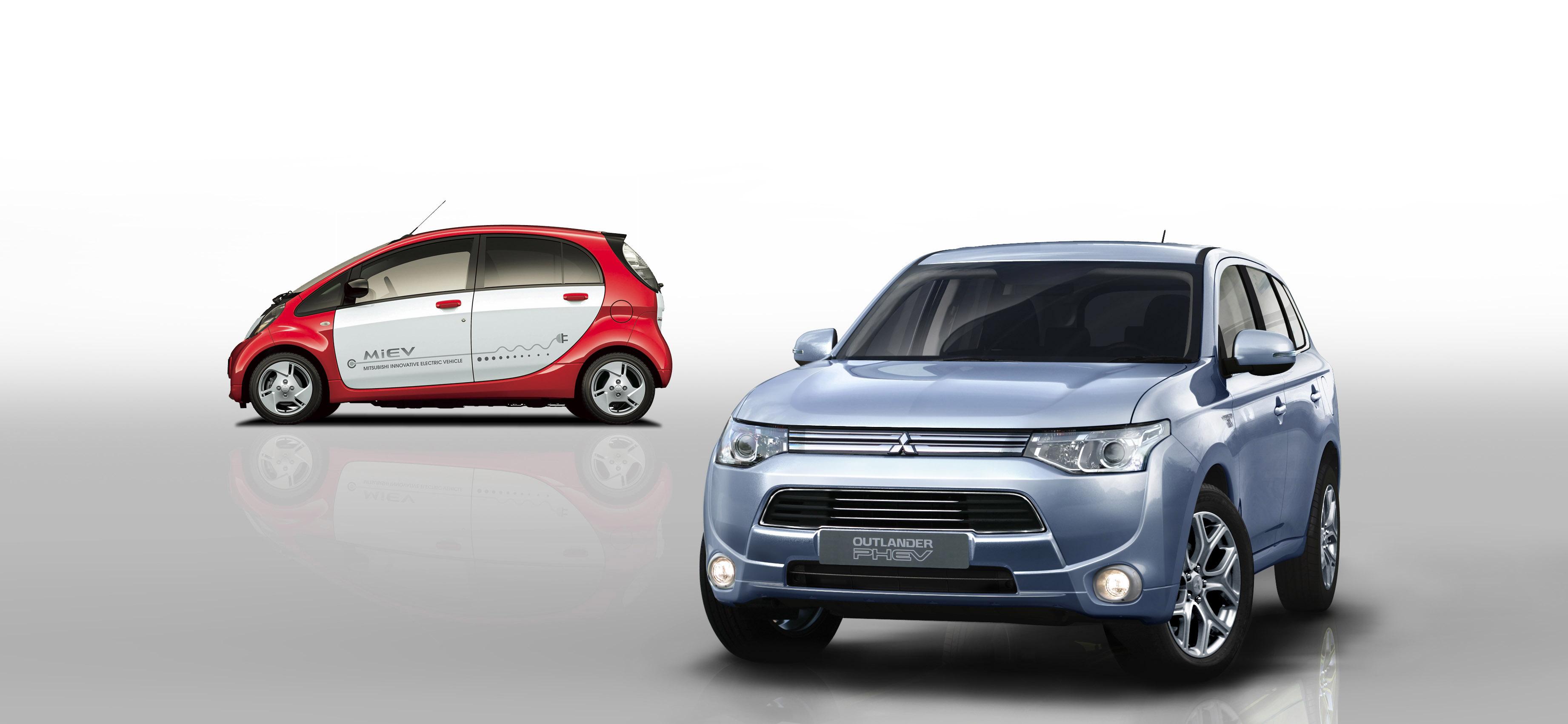 Mitsubishi Outlander PHEV e i-MiEV
