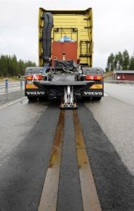 Test Volvo ricarica induzione