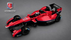 Spark-Renault SRT_01E with the Andretti livery
