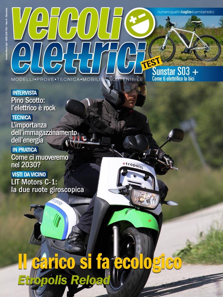 Veicoli Elettrici Luglio 2013-numero 04