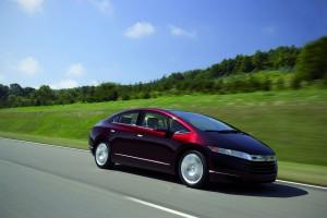 Honda FCX Clarity a celle a combustibile ad idrogeno
