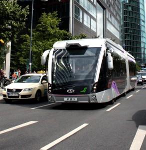 bus ibridi solaris urbino austria
