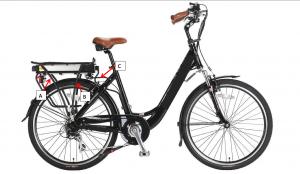 E-bike rotture supporti batterie