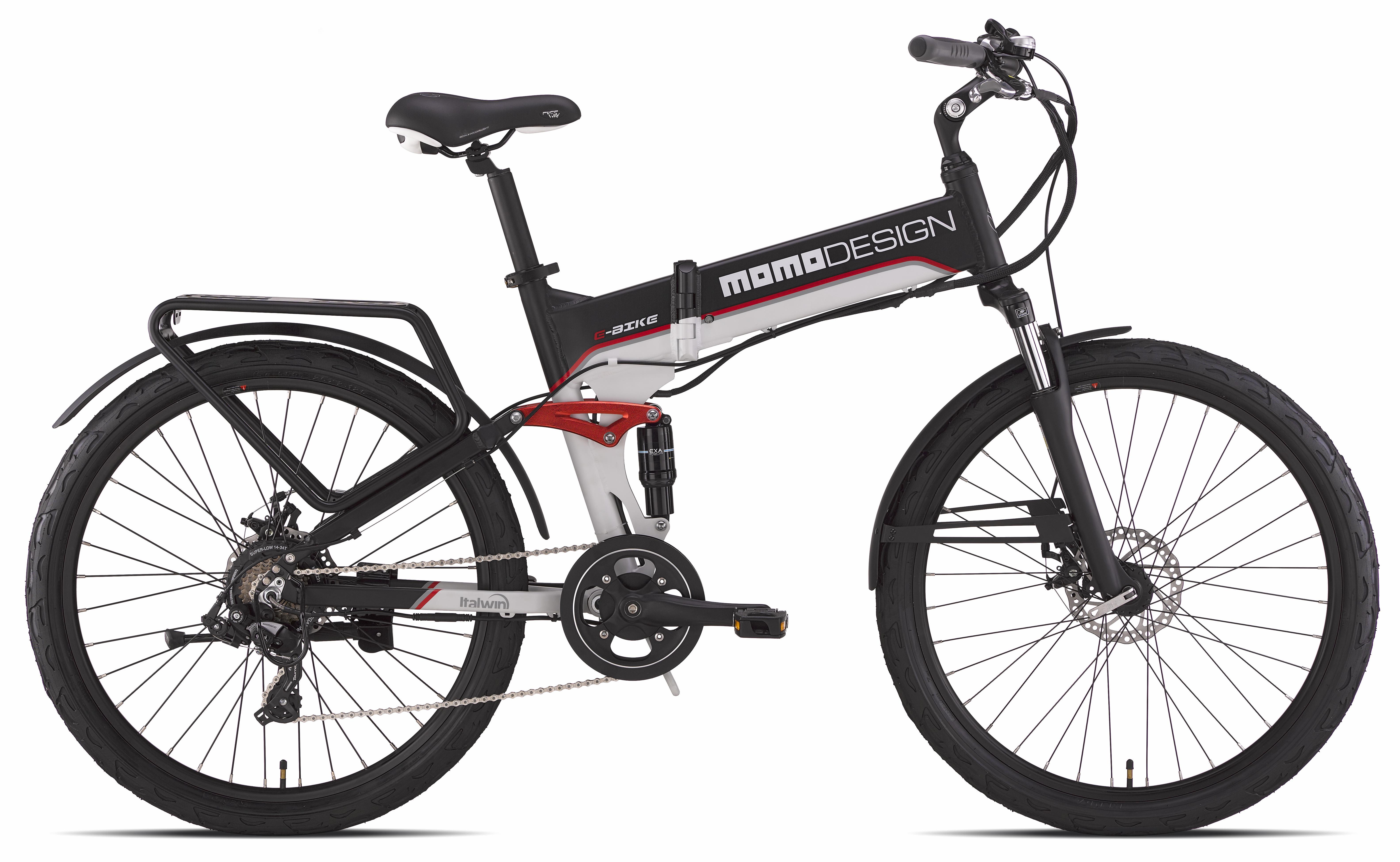 Italwin Momodesign Le Bike Si Veste Di Nuovo E Si Fa Pieghevole