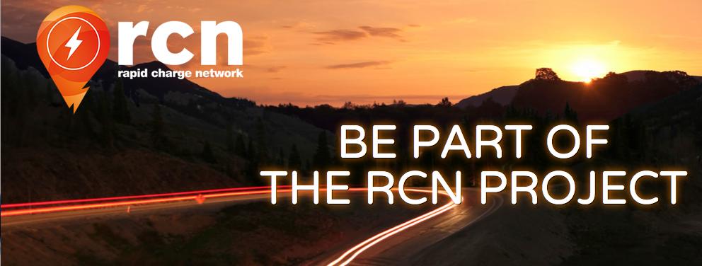 RCN - Screenshot from rapidchargenetwork.com