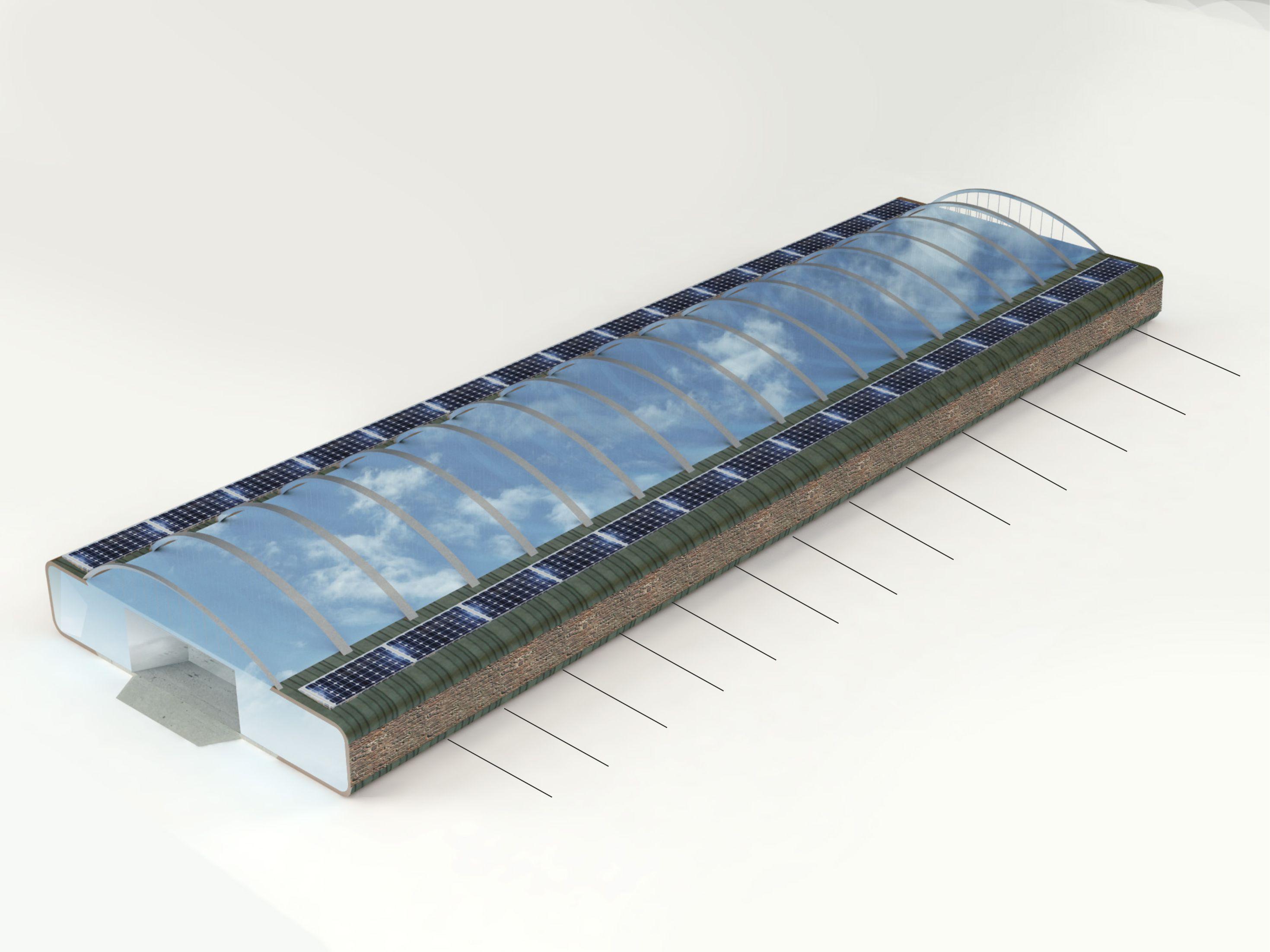 Solar Bike Station 2013 UNIFI