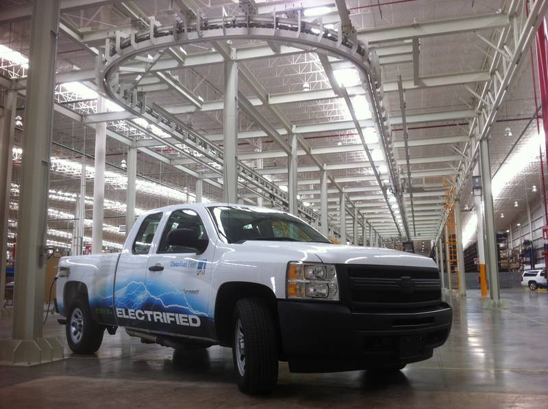 VIA Motors, impianto San Louis Potosi, Messico