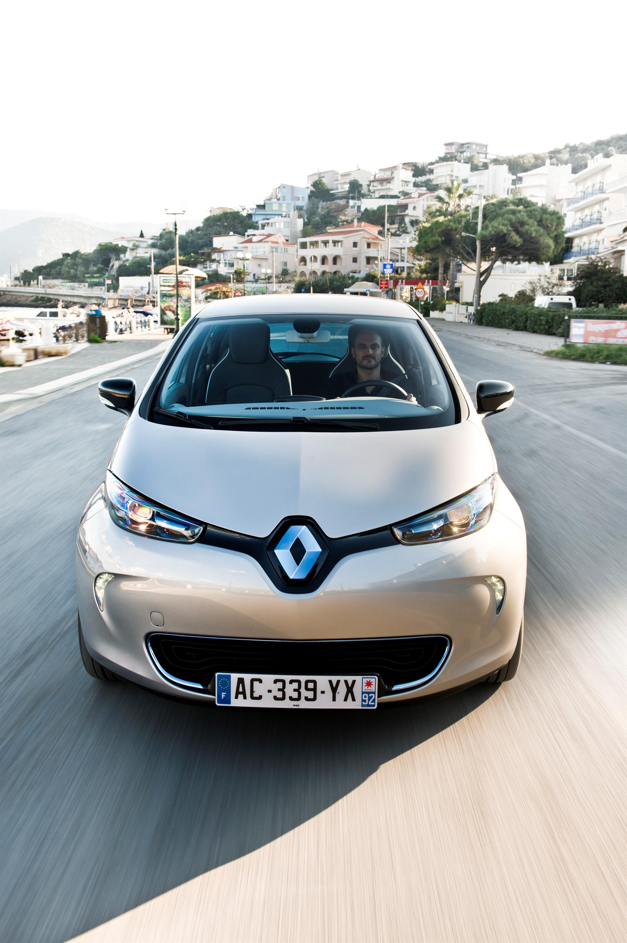 Vendite Renault Zoe