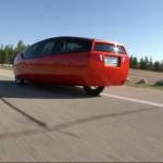 Urbee 2, l'auto elettrica stampata in 3D