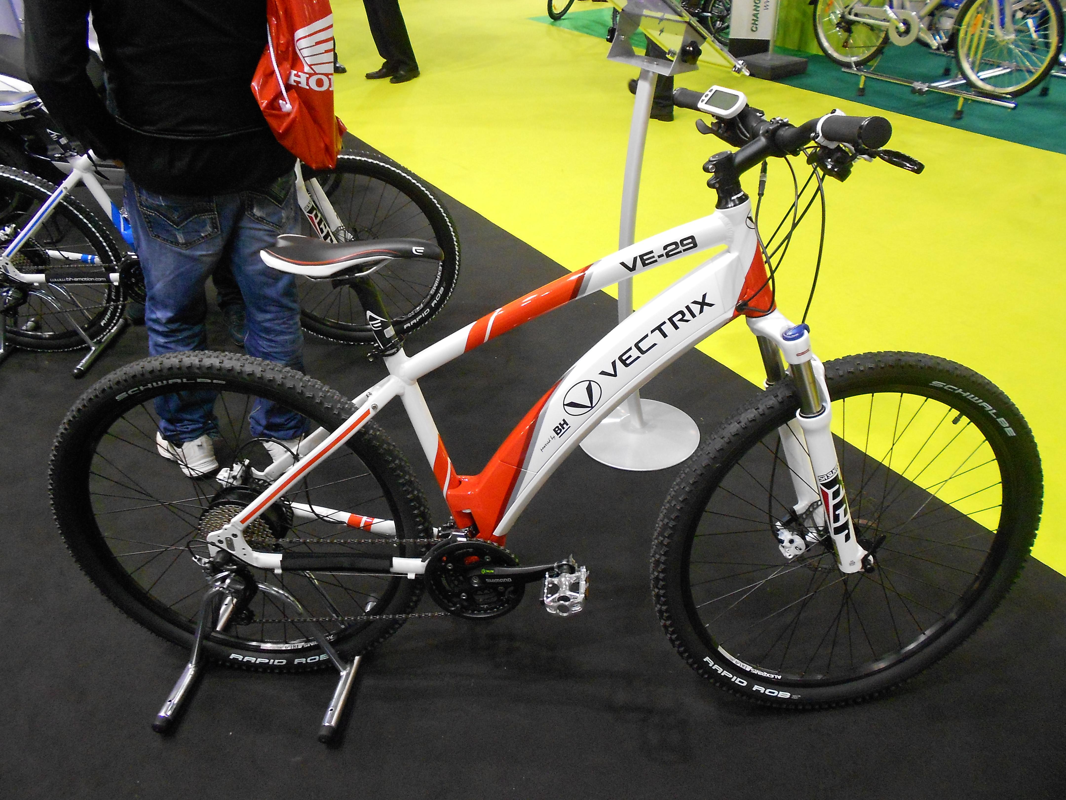 Vectrix e-bike