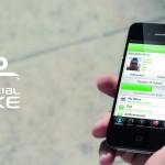 eSocialBike app, profilo utente