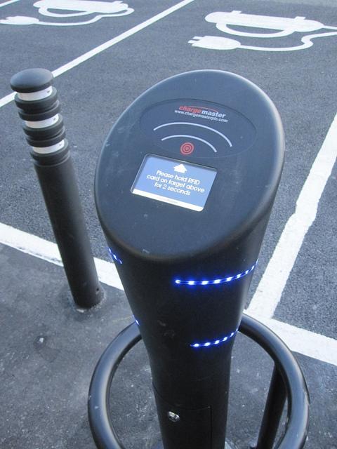 Stazioni di ricarica per auto elettriche