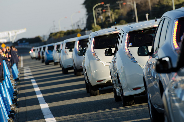 vendite auto elettriche USA