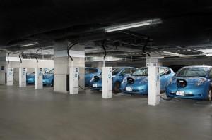 Nissan Leaf V2B
