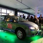 BYD e6 taxi elettrici Rotterdam