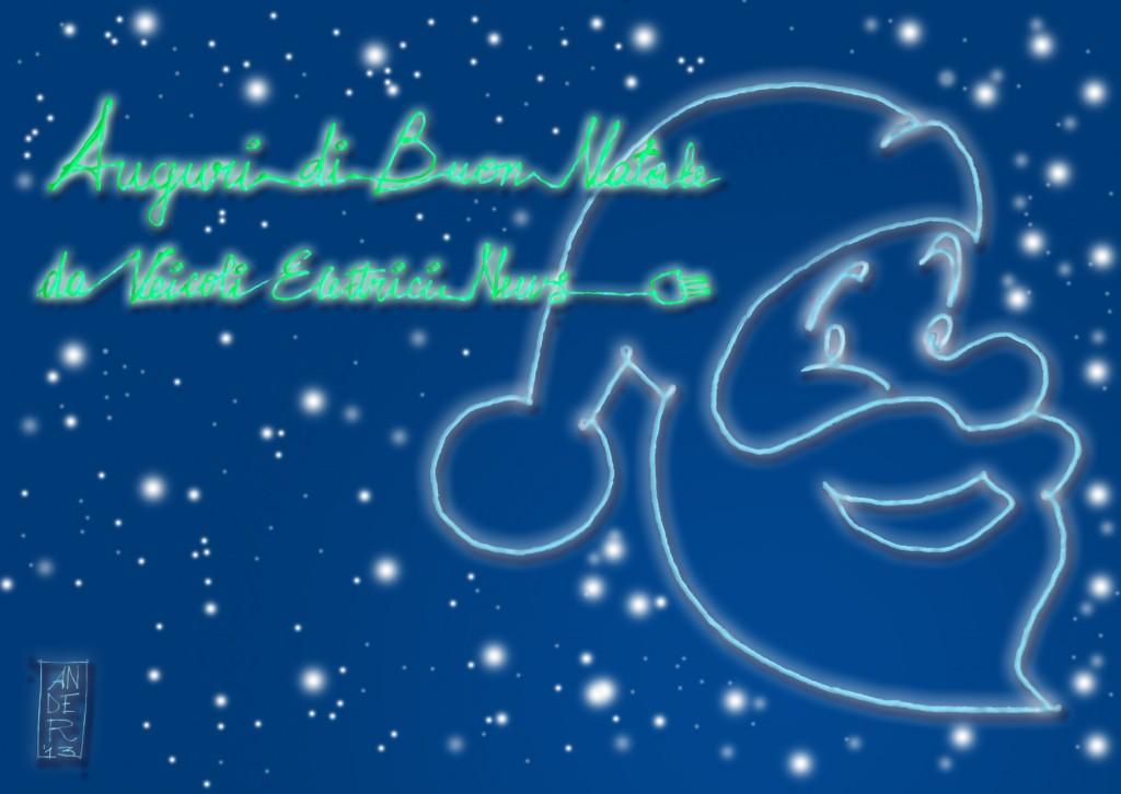 Buon Natale 2013 Veicoli Elettrici News