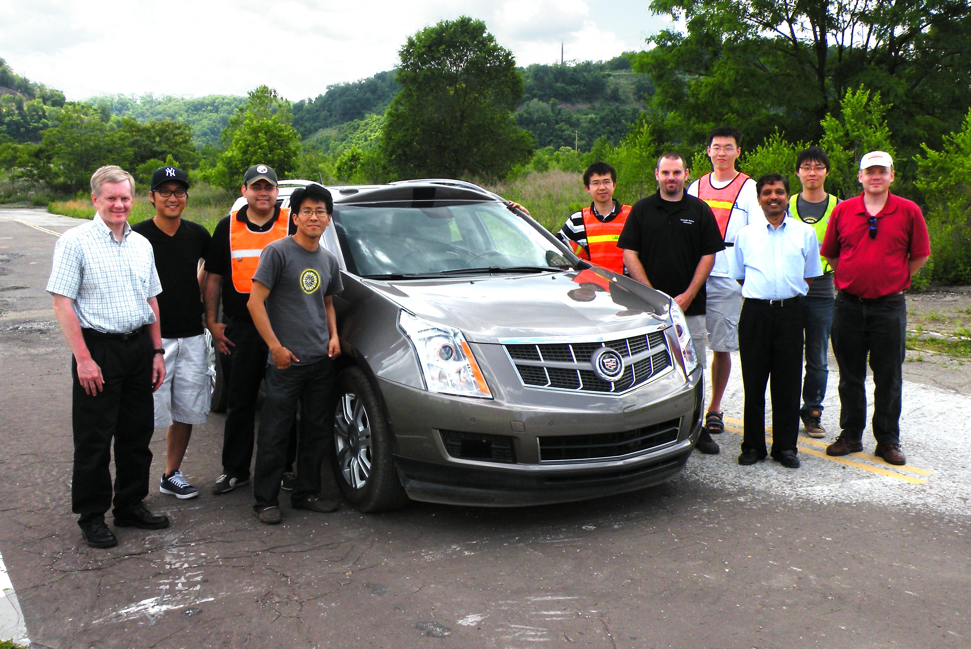 General Motors rinnova la collaborazione con la Carnegie Mellon University