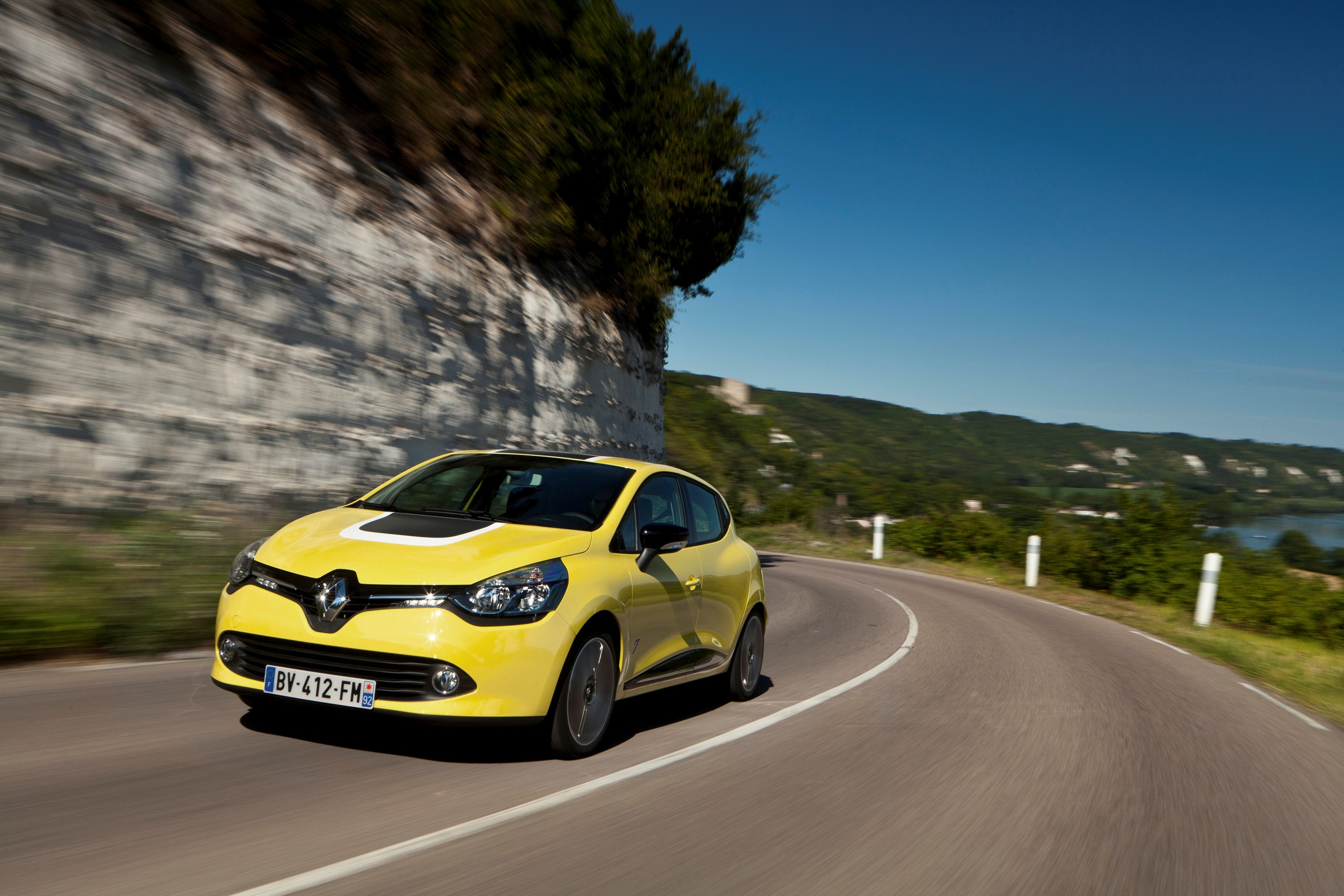 Renault Clio via Renault Presse – Credit: Denis MEUNIER
