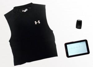 Fitness Shirt - Credit: Fraunhofer Institute