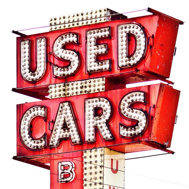 svalutazione auto