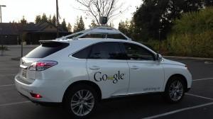 Guida autonoma Google