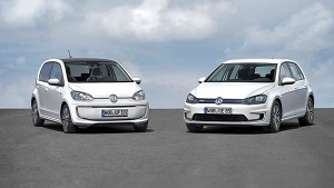 Volkswagen e-Up! ed e-Golf