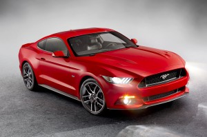 1. Ford Mustang