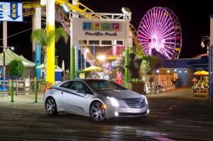 2014 Cadillac ELR © General Motors