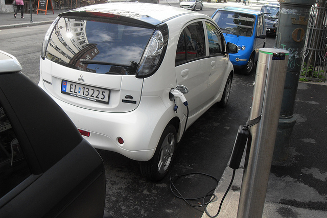 Electric car sharing Oslo