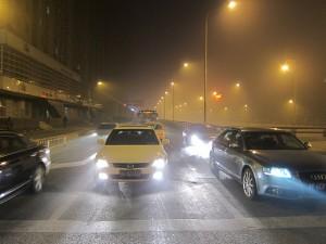 Smog a Beijing - photo credit: Lu, Feng via photopin cc