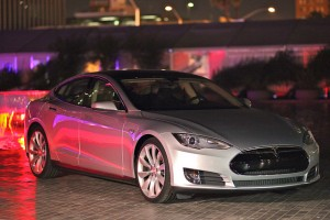 Tesla Model S - photo credit: jurvetson via photopin cc
