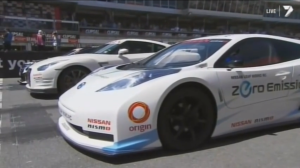 Nissan Leaf Nismo @ Nissan Time Attack Clipsal 500