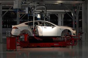 Tesla Model S - photo credit: pestoverde via photopin cc