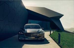 BMW Luxury Future Vision Concept