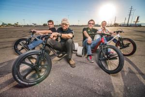 Verrado Electric Drift Trike – Credit: Local Motors via KickStarter