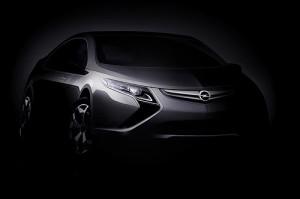 Opel Ampera - photo credit: gmeurope via photopin cc